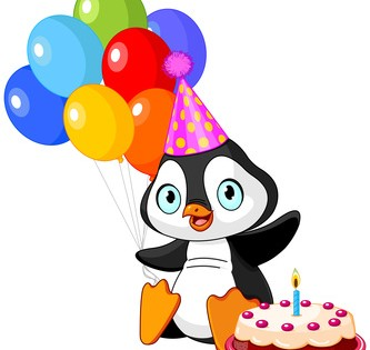 cumpleaños y decoracion con globos y tartas