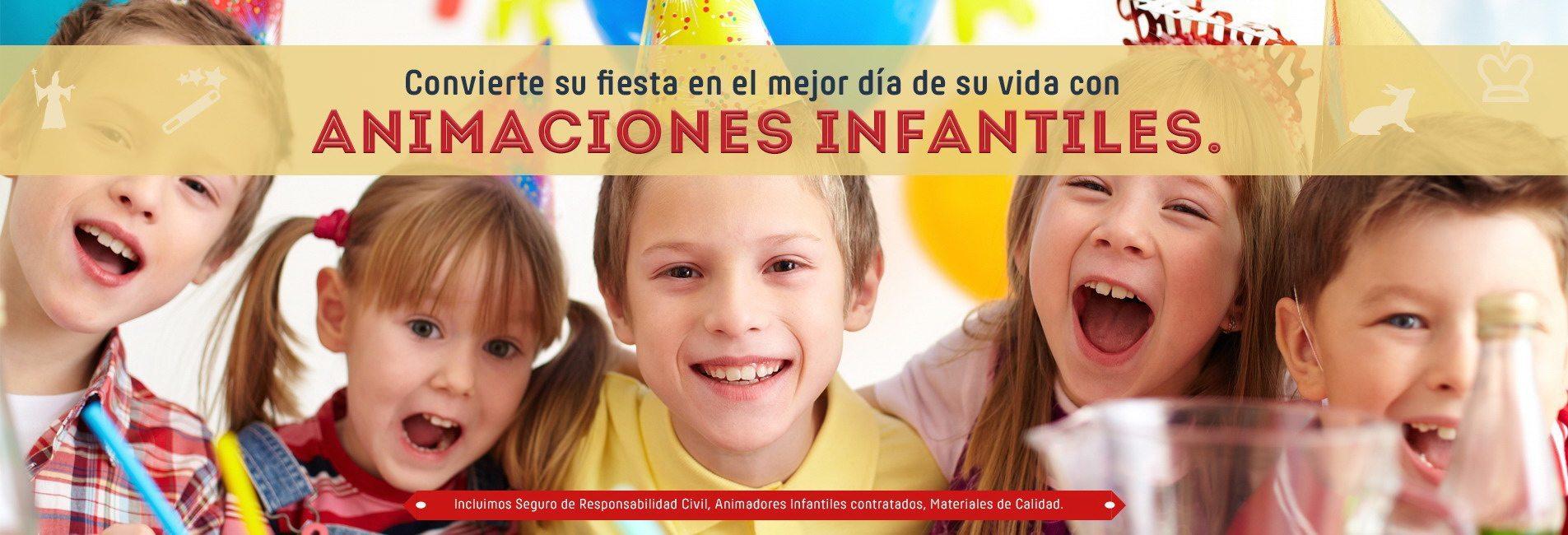 animaciones infantiles en Castellón